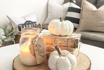 My Fall Decor Ideas