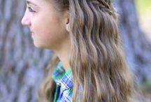 Csodás hajak, frizurák