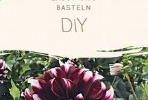 Bastelideen DiY / Bastelideen rund um's Jahr  Verschiedene Anlässe