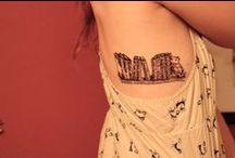 Tattoo ideas / by She Cooks, She Eats