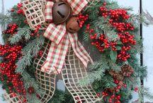 Christmas Decor / by Emily Davis