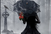 Got Goth? / Not a Goth girl myself but have always been facinated by the look of it.  Love the photos.