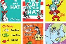Dr. Seuss / My FAVORITE theme!!! / by Jack & Jill Christian Preschool (Stacy Allen)