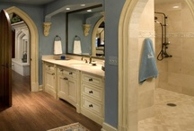 Bathrooms  / The Most Popular Room in the House!  / by George Davis, Inc.