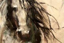 Art Equine / by Robin Panzer Art