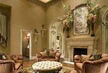 Dream Home Ideas / by Audrey Kervin