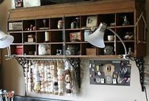organizing.. / by Maria Chatzidaki