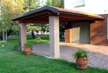 Carport e garage
