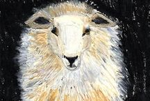 Art Animal Illustrations / by Robin Panzer Art