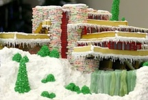 Gingerbread Houses / by Sandra Hunt
