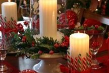 Holiday Festivities / by Audrey Kervin