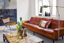 LIVING ROOM  / by Molly Bosley
