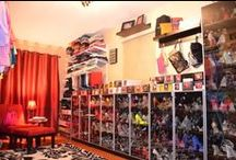 I'm just a girl / Inspiration for my closet room