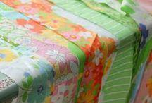 Fabric Love / Fabrics I have my eye on, a textile wishlist.