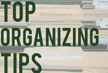 Cleaning & Organizing / by Emily Davis