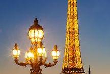 Ah, Paris, See you soon! / by Sandra Hunt