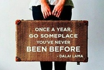See The World / Working on making my travel dreams a reality.