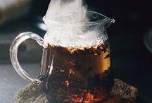 Tea Anyone ? /  Tea Sets, Real or Toy / by Brenda ParhamDouglas