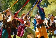 Huzzah! / My love of all things faire!