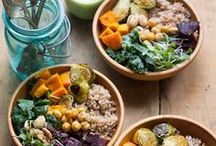 Vegan Recipes / For animal friends and health nuts everywhere