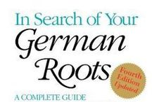 Genealogy: German Resources / by Annissa Y