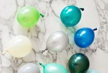 Balloons + Props / by drop it MODERN / GOOD STALK