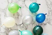 Balloons + Props / by drop it MODERN / GOOD STALK