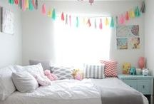 Ella's bedroom redo / by Jennifer Fields