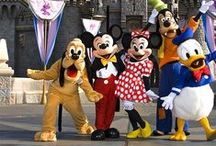 The Magic of Disney / Planning a trip to disneyland and want to be prepared and get the most out if the trip.