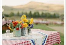 Let's Have A Picnic / I love picnics, let's have one!