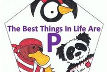 The Best Things In Life Are P / Suggestions of activities based around the letter P for our Challenge badge. Want the full challenge or the badge? email scottishseniorsectionlones(at)hotmail.com