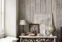 DBW  ✗  Wood / Hoe zou het zijn om jou huis- en/of slaapkamer te voorzien met de nieuwe inspirerende behangen van Rivièra Maison?
