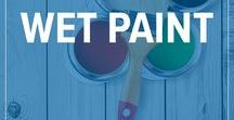 Paint Projects / Painting tips, colour inspiration and projects that involve paint.