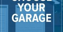 Garage Plans / Whether it's a one car or 3 car garage, we've got plenty of options to fit your needs. Stop by your local TIMBER MART today and start building your dream garage!