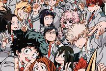 Boku no Hero Academia / My Hero Academia