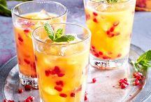 Rezepte für Getränke