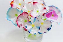 Basteln - Blumen