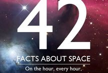 42 Space facts