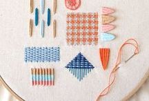 DIY | EMBROIDERY / Patchwork | Embroidery