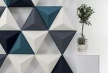 PATTERNS | TILES / Beautiful patterns, tiles and textures to inspire your home decor