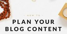Content Creation / Best tips, freebies, courses on content creation. From editorial calendar or content planning, to copy writing and sales funnel writing. All to get your website/blog the healthy traffic, enough to monetize your blog.