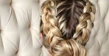 HAIR + NAILS + MAKEUP / Hair and Makeup Ideas