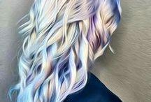 hair / Beautiful hairstyles and hair goals.