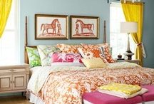 Bedrooms  / by Morgan Miller