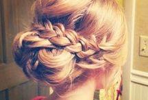hair / by Nicole Whitaker