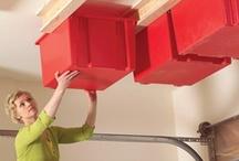 Ideas For Organizing the Home / by Lynn Benincasa
