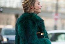 Fashion- StreetStyle / by Lauren Santo Domingo