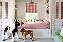 Children's Rooms / by Lauren Santo Domingo