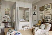 Master Bedrooms / by Lauren Santo Domingo