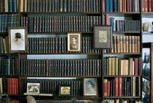 Libraries / by Lauren Santo Domingo